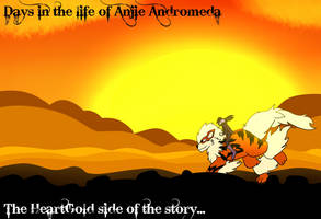 Days in the life of Anjie Andromeda-Cover by DjAnjie