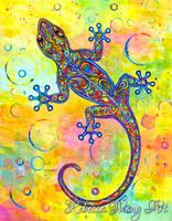 Electric Gecko