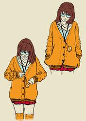 Hipster Velma