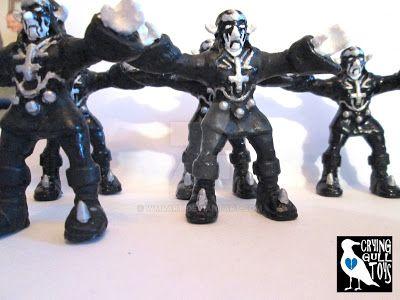 ABYSS-Resin Designer Toy4 by WM4ART