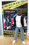 Axel Foley Custom Mego Figure-w/card by WM4ART