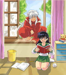 Inuyasha by Ralley