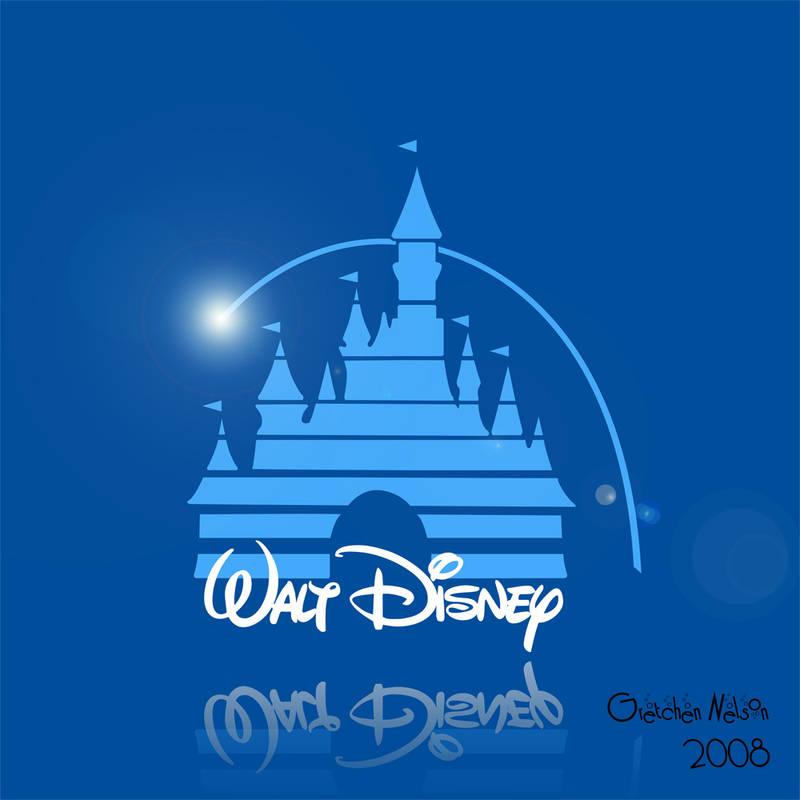 Disney Logo - Classic by NoxieArt