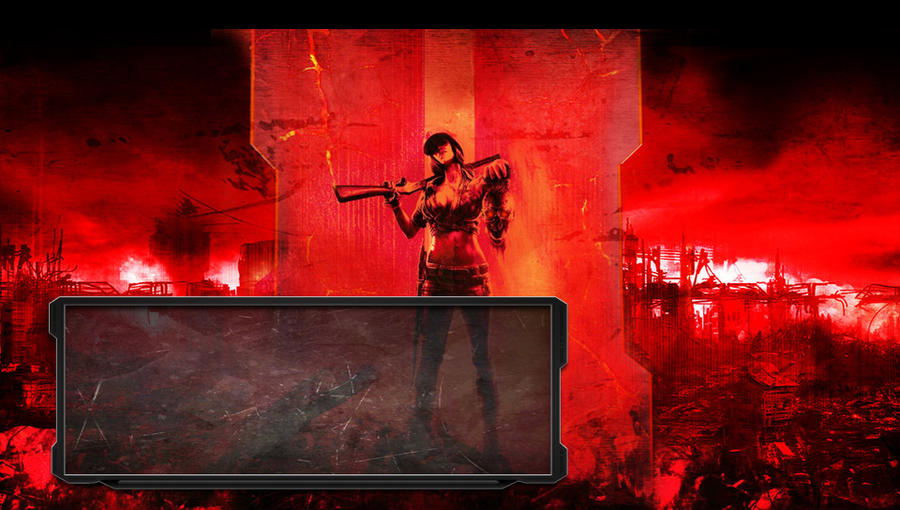 Ps Vita Cod Zombies: Ps Vita Black Ops 2 Zombie Theme By Jdume On DeviantArt
