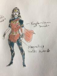 Wonder Woman Concept by skorpione10