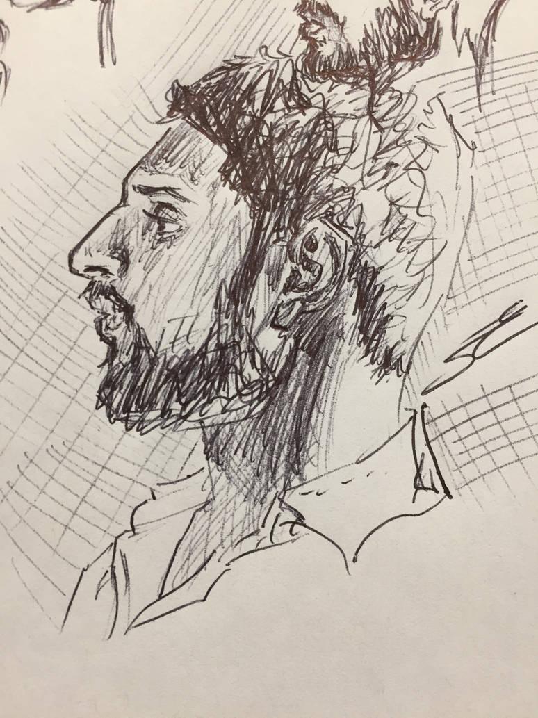 self portrait by skorpione10