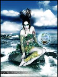 .: Calypso :. by KuramaPhoenix