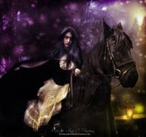 .:In the Still of the Night :. by KuramaPhoenix