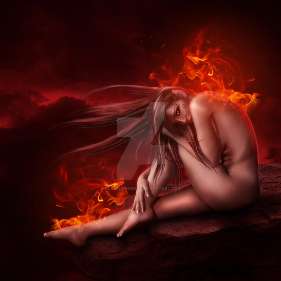 .: Phoenix :. by KuramaPhoenix