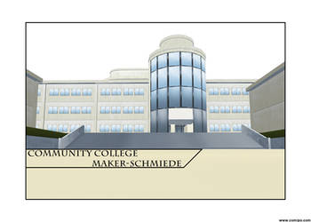 CommunityCollege -MakerSchmiede- by AggroMiau