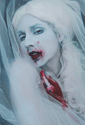 Ghostly Bride by Lover0fNightmares