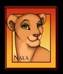 Nala Portrait