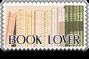 Book Lover v2 Stamp