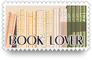 Book Lover v2 Stamp by barefootphotos
