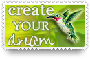 Create Your Dream v2 Stamp by barefootphotos