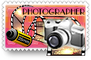 Photographer v3 Stamp by barefootphotos