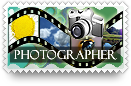 Photographer v5 Stamp by barefootphotos
