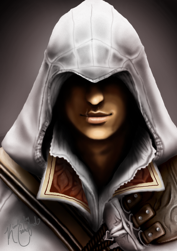 Ezio Auditore by kimcrawford