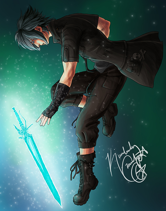 Noctis by kimcrawford
