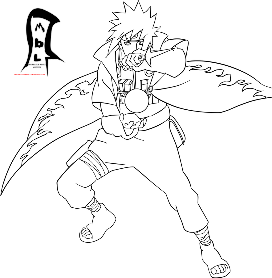 Naruto Zetsu Pages Mobile Coloring Pages