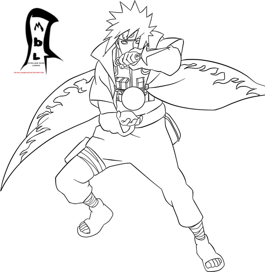 Naruto Coloring Pages Deviantart: Naruto shippuden kabutomaru ...