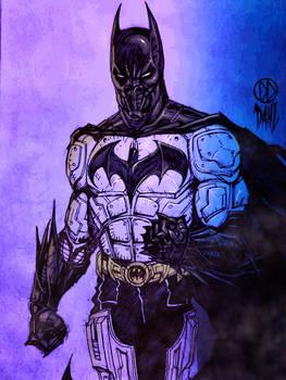 Batman: Redesign