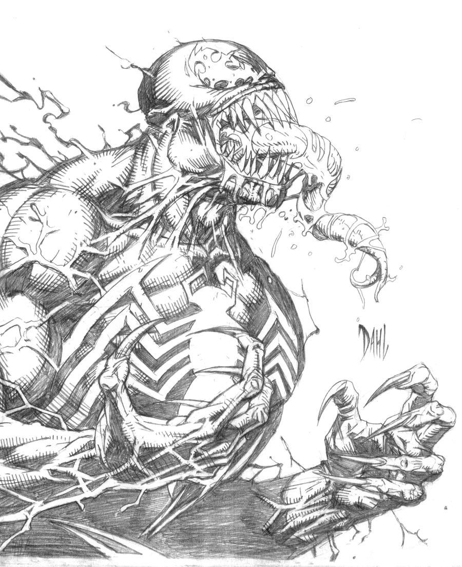 Venom by DanielDahl on DeviantArt