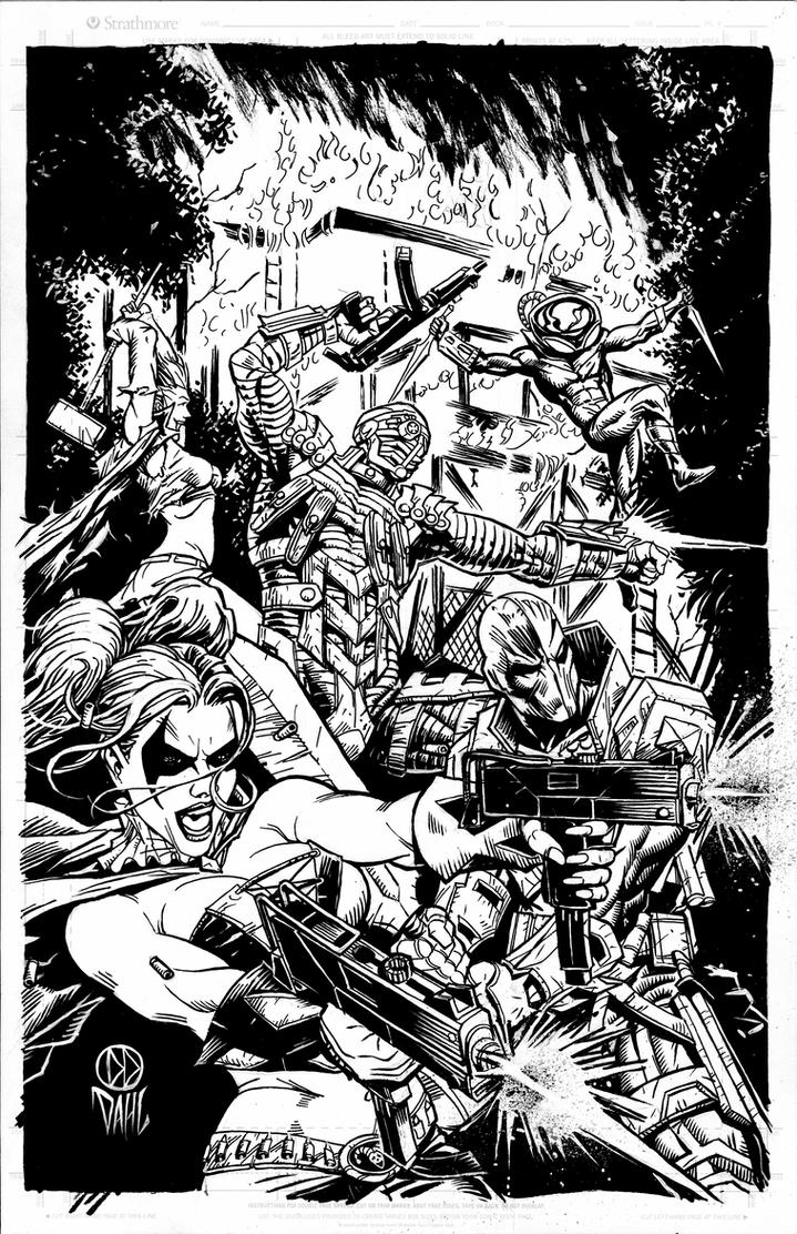 Suicide Squad by DanielDahl