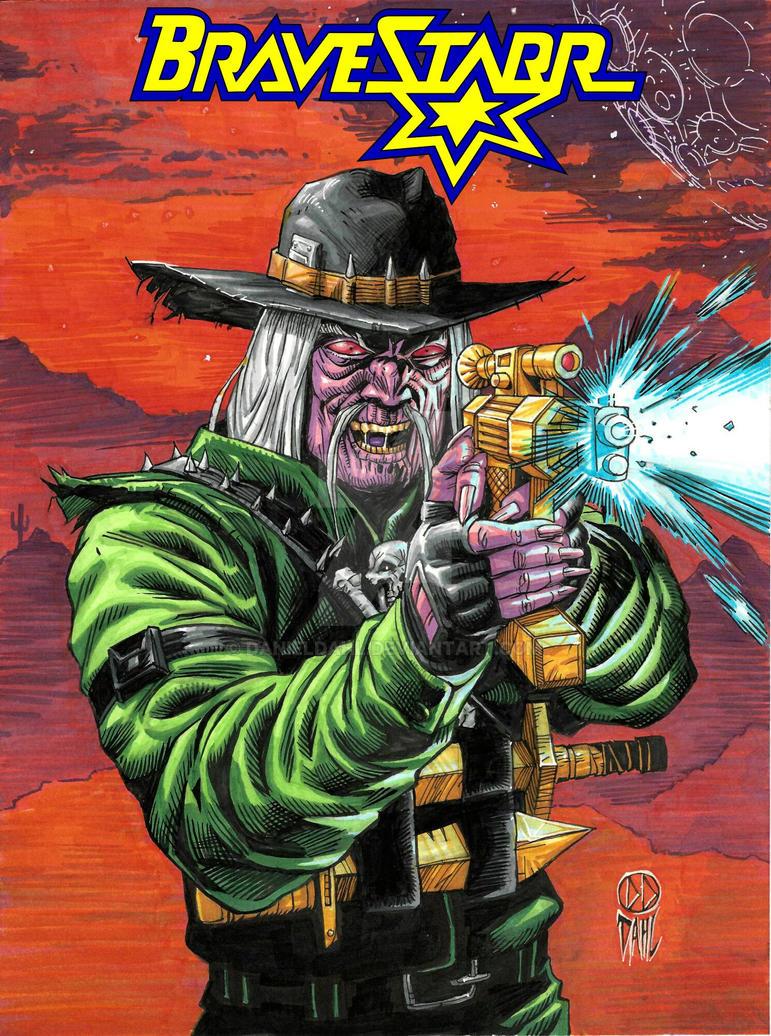 Bravestarr: Tex Hex by DanielDahl on DeviantArt