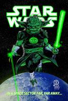 Green Lantern Yoda by DanielDahl