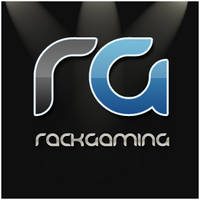 Rackgaming logo by faaj