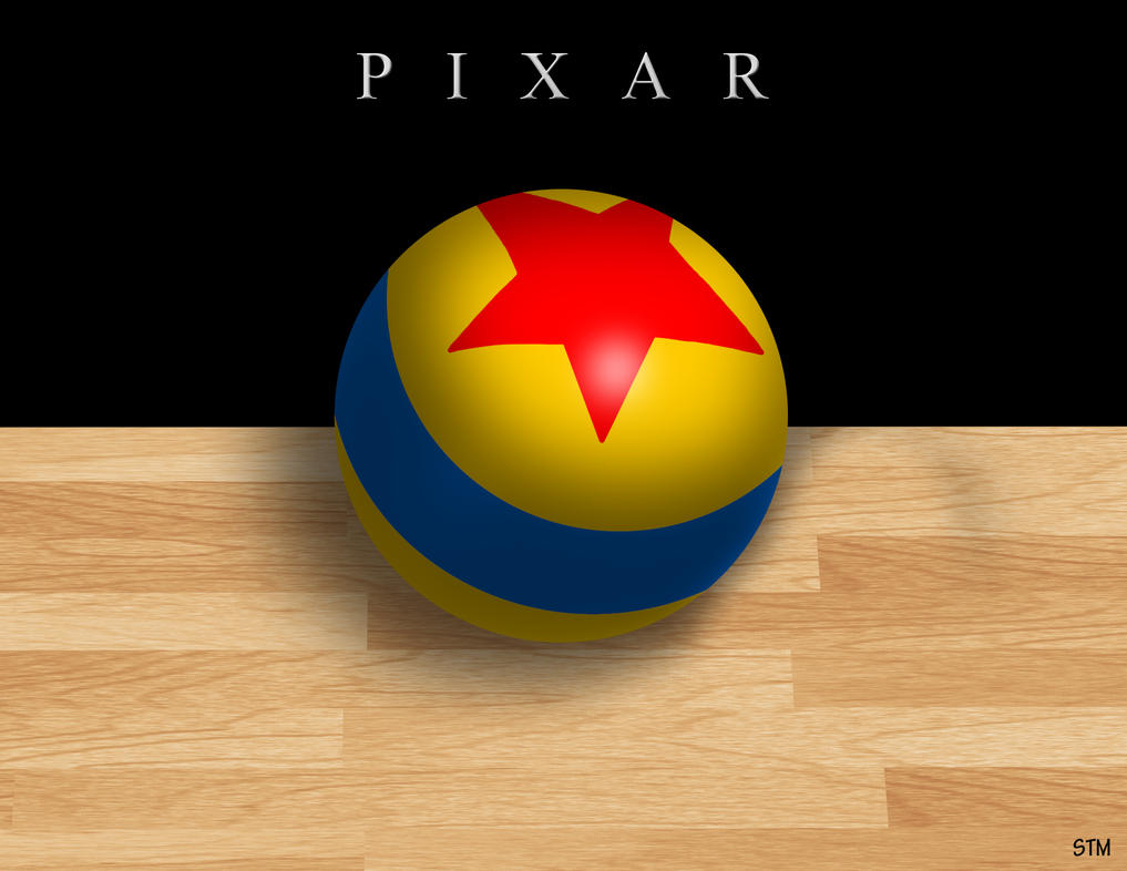 Delighful Pixar Lamp Ball E With Decorating
