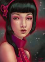 Midnight Ruby by CrystalWallLancaster