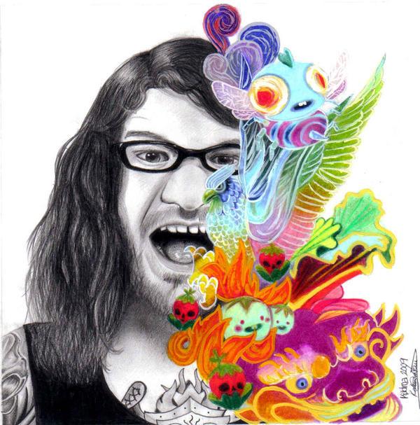 Hurley Wallpaper: Andy Hurley By Kad-ma On DeviantArt