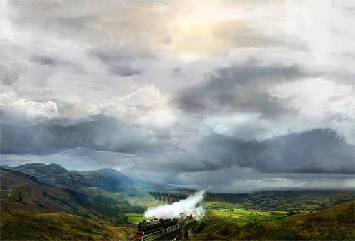 Train BG