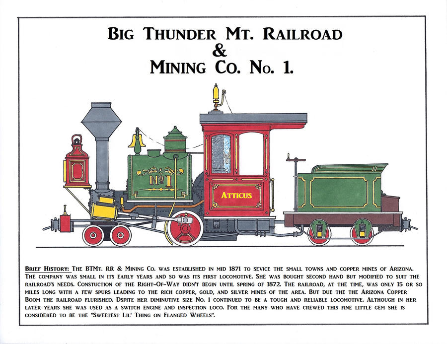 An Experiment: A Freelance 4-2-0? - On30 - Model Railroad