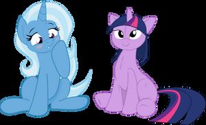 Trixie+TwiDoll