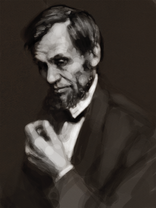 Lincoln by mollygrue