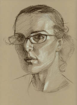 Self Portrait - 29 May 2009