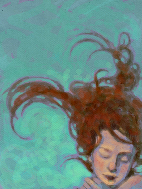 redhead by mollygrue