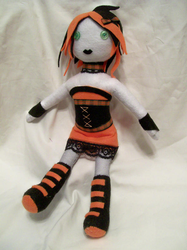 Rinni by dollmaker88