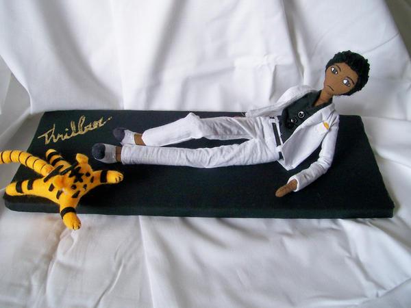 Thriller michael jackson by dollmaker88 on deviantart for Maker jackson