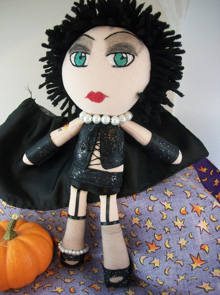 Sweet Transvestite by dollmaker88