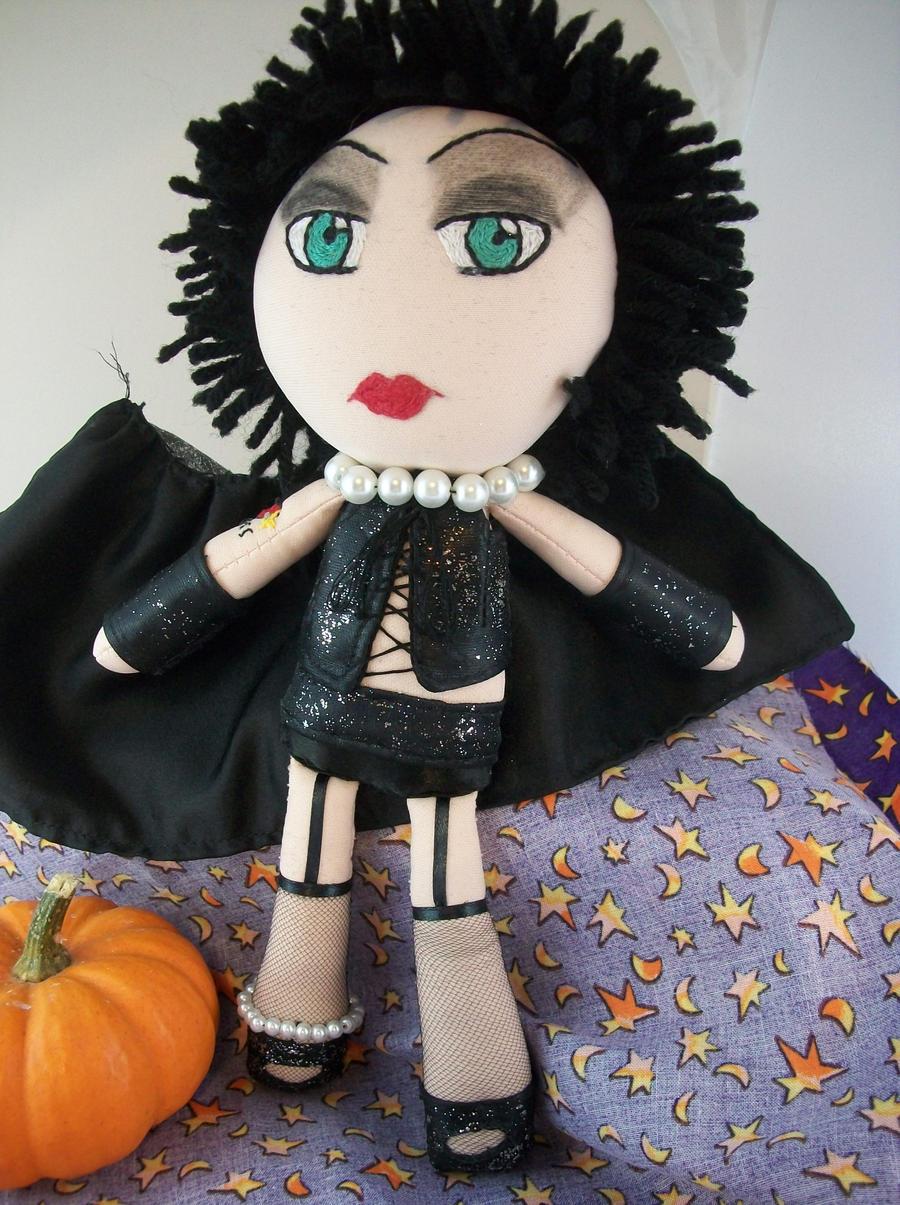 Sweet Transvestite by dollmaker88