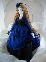 Mercedes the Victorian by dollmaker88