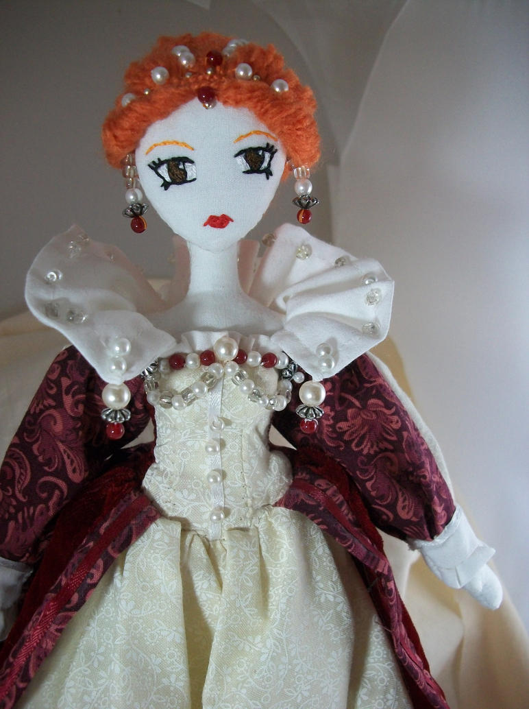 Elizabeth by dollmaker88