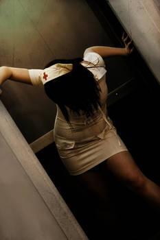 Silent Hill Nurse Attack