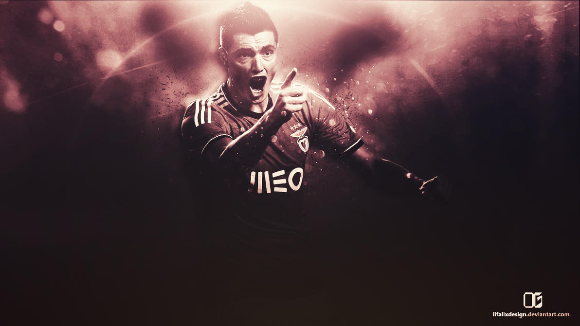 Oscar Cardozo! by LifalixDesign