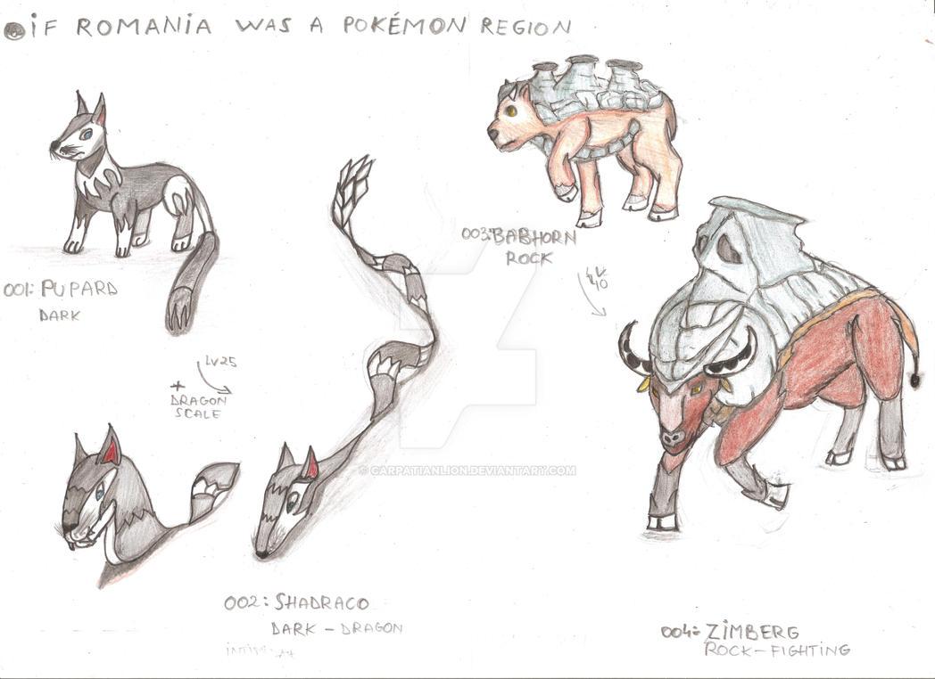 Rompoke Part 1 by Carpatianlion