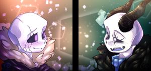 ::Mavi+Demon Portrait::